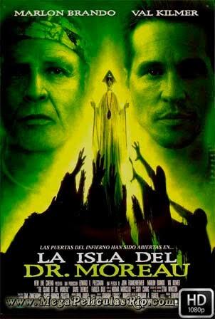 La Isla Del Doctor Moreau (1996) [1080p] [Castellano-Ingles] [MEGA]