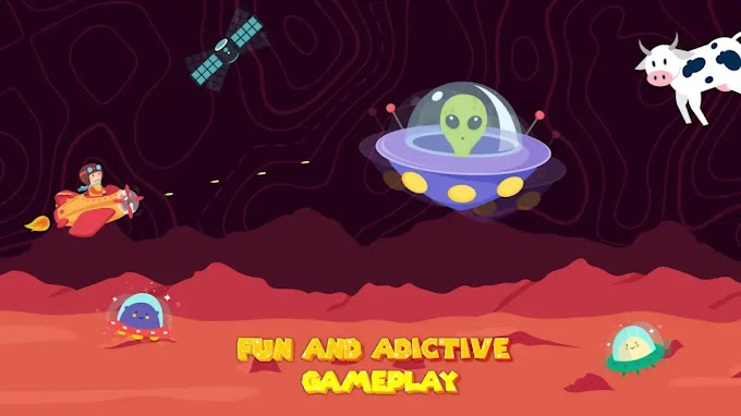 Aero Attack : Retro Space Shooter for android