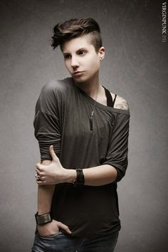 Incredible Face To Face Why Do Butch Dykes Copy The Hair Dos Of Twink Fags Hairstyles For Men Maxibearus