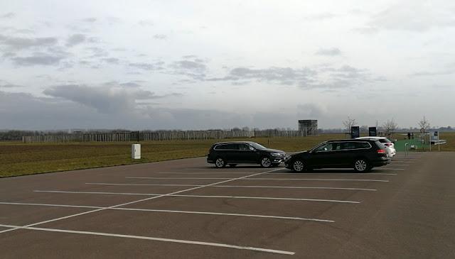 Parkplatz Ringheiligtum Pömmelte