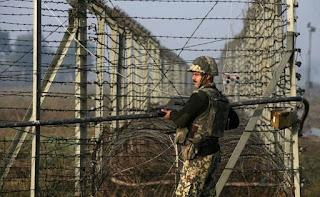 کٹھوا' نوشیدہ' آر ایس پورہ اور راجوری میں پاکستان کی بلااشتعال فائرنگ