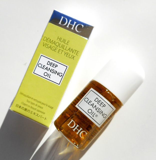 DHC Deep Cleansing Oil - Huile démaquillante