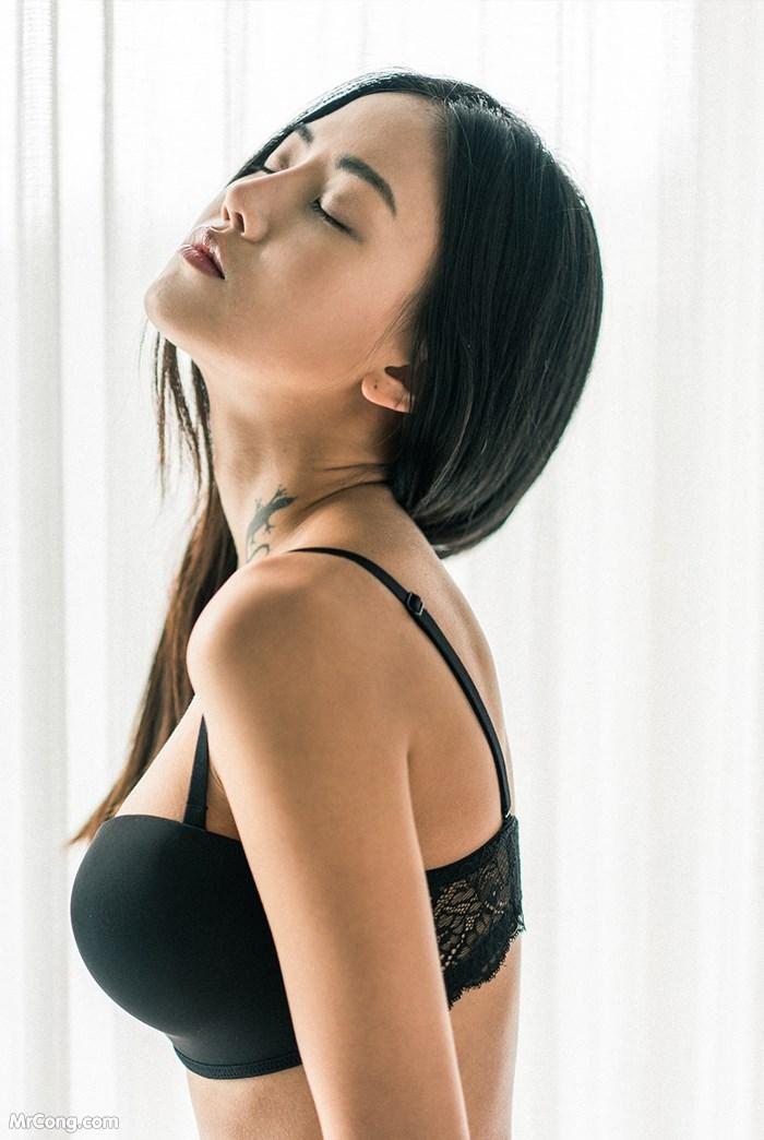 Image Korean-Model-Baek-Ye-Jin-MrCong.com-014 in post Người đẹp Baek Ye Jin trong bộ ảnh nội y tháng 10/2017 (148 ảnh)