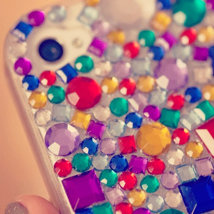BEAUTY: DIY iPHONE CASE PRIZMAHFASHION