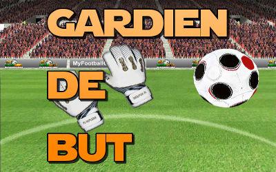 Gardien de But - Jeu de Sport de Football sur PC
