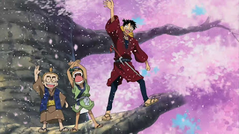 One Piece Special 04: Luffy Oyabun Subtitle Indonesia