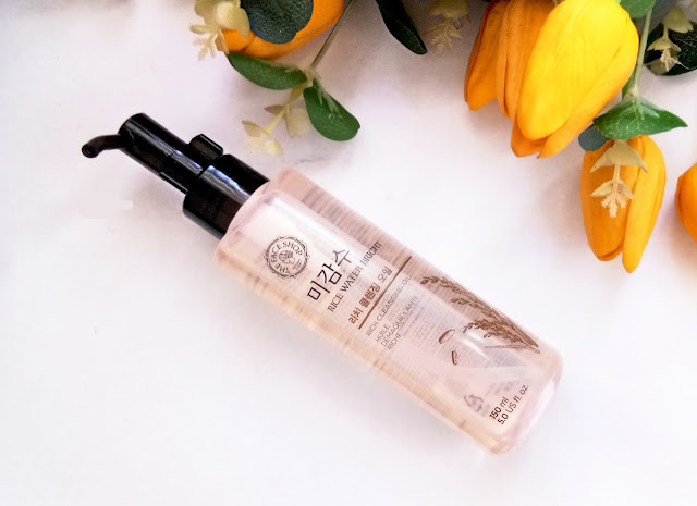 Review The Face Shop Cleansing Oil