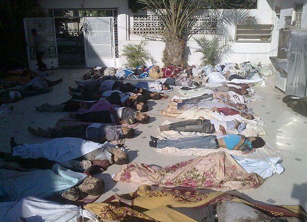 Horrific Massacre 49 Killed In Mass Shooting At Two New: Welcome To Boma Peters' Blog: Assad Troops 'kill 300 Men