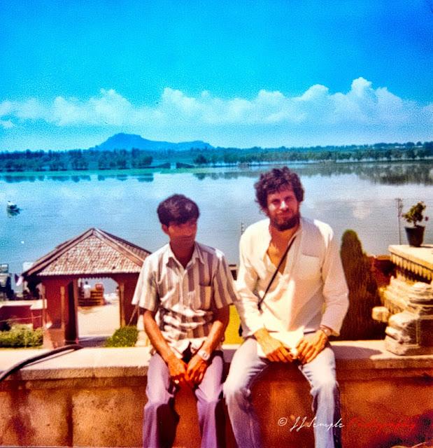 Dal Lake, Kashmir 1977