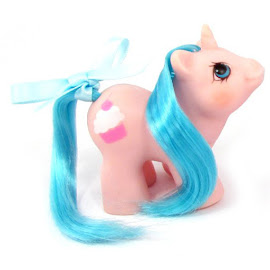 My Little Pony Li'l Cupcake Year Seven Mail Order G1 Pony