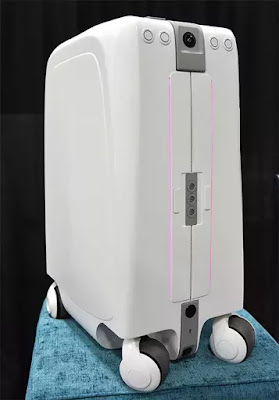 cx 1 self driving suitcase