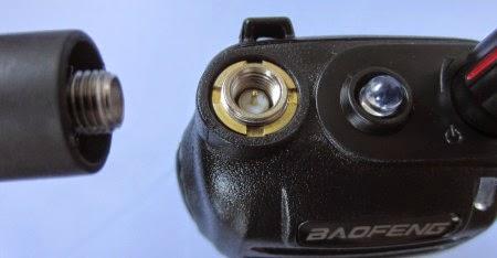 Baofeng Uv B6 Handheld Baofeng Antenna