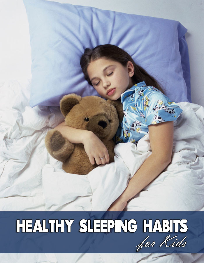 Healthy Sleeping Habits for Kids