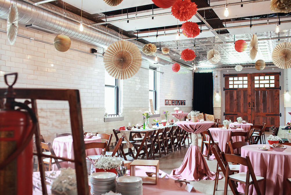 Firehouse Chicago Wedding Venues