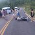 Grave acidente de trânsito deixa duas jovens feridas próximo a Serra da Carnaíba  em Pindobaçu-BA