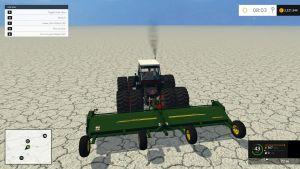 John Deere 520 Flail mower