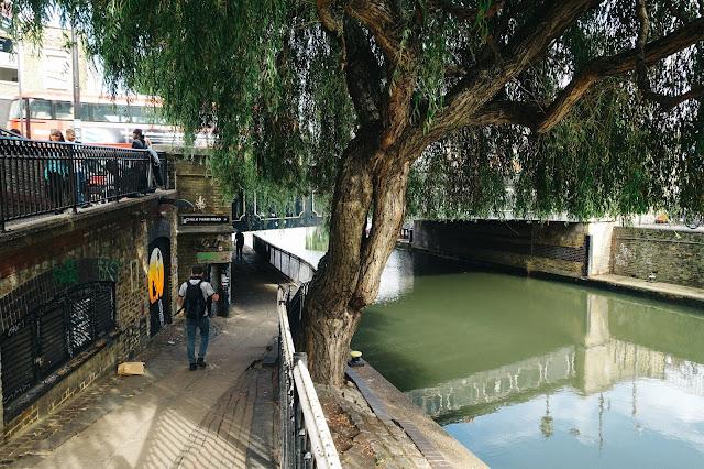 リージェント・カナル・トウパス(Regent's Canal Towpath)