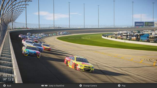 Game NASCAR Heat 2 Free Download for PC