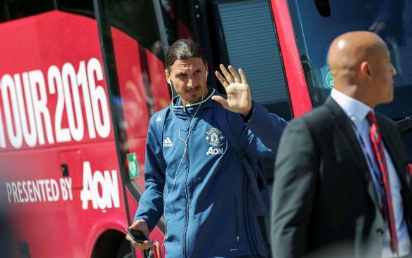 Mou: Ibrahimovic Menciptakan 'Empati Fungsional' Di Inggris