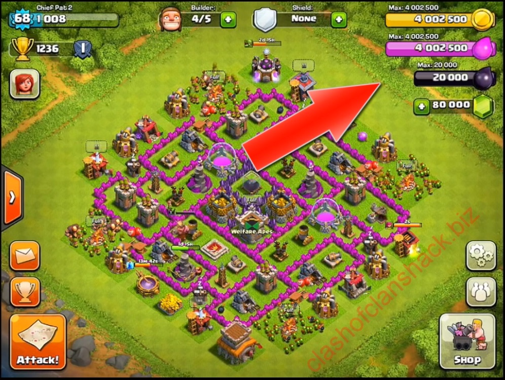download clash of clans free gems