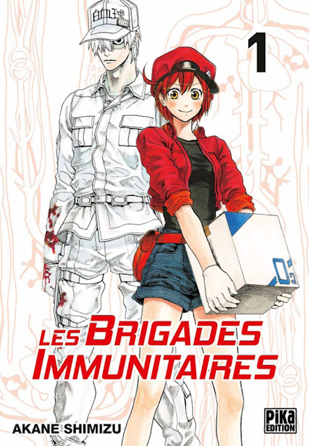 Gekkan Shônen Sirius, Akane Shimizu, Pika Edition, Manga, Actu Manga,