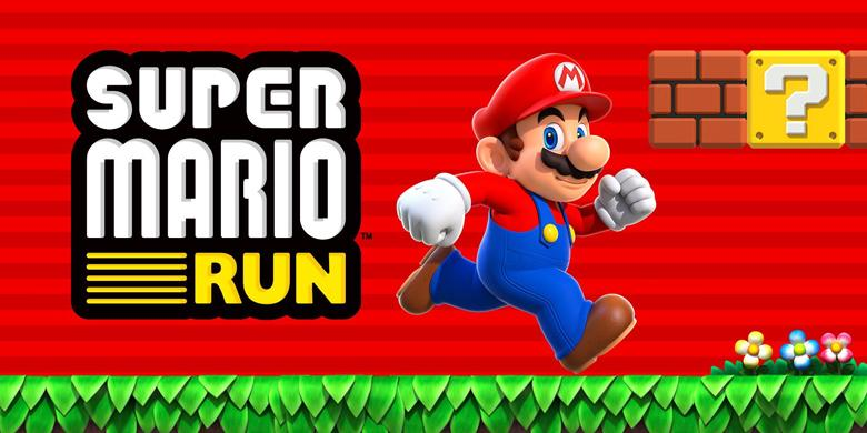 Game Super Mario Run Bisa Sedot Data 1 GB Seminggu