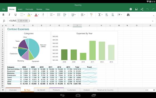 Microsoft Office Gratis di Android