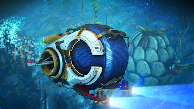 "No Man's Sky Gets New Massive Update ""The Abyss"""