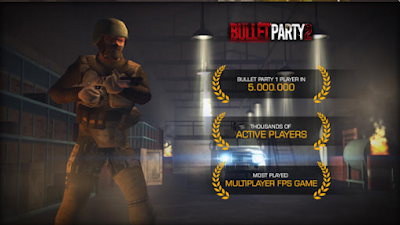 Bullet Party CS 2: GO STRIKE 1.1.3 Mod Unlocked Apk Download