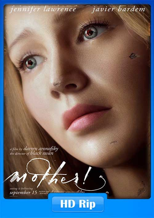 Mother! 2017 720p WEB-DL 950MB Poster