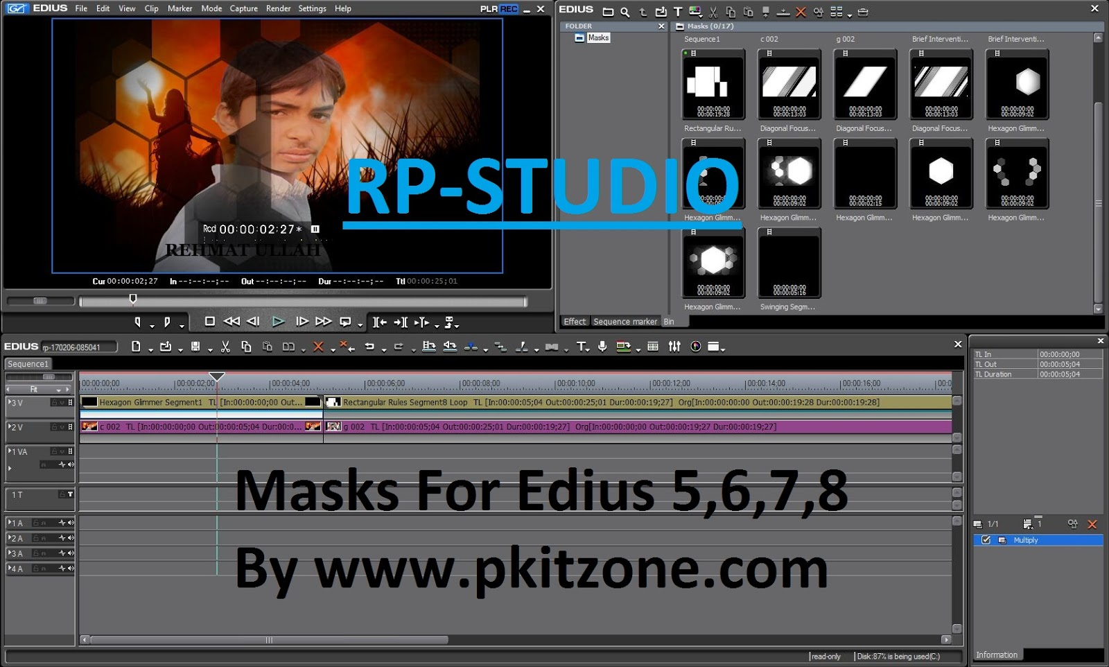Hollywood effects for edius free download