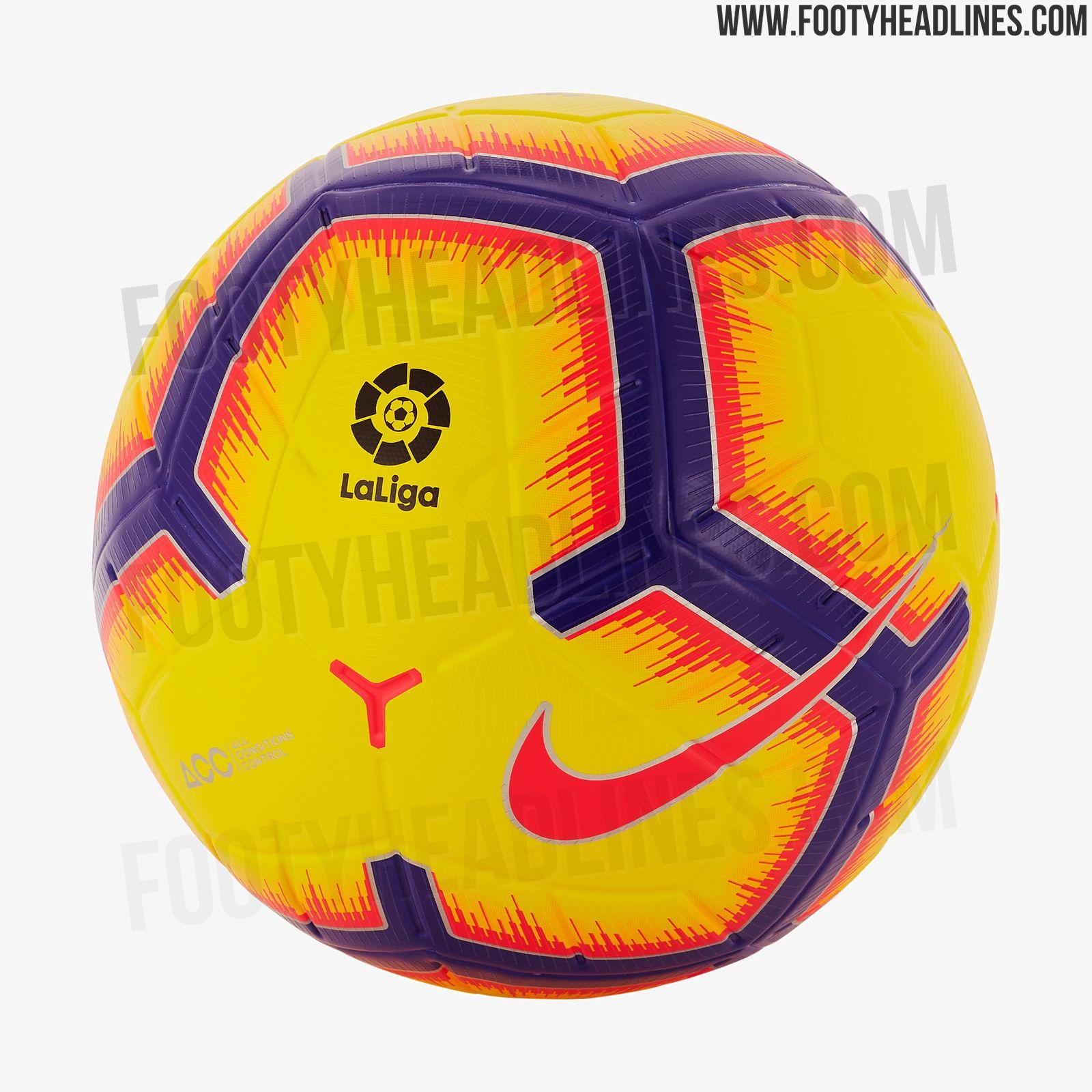 La Liga: Nike Merlin Hi-Vis La Liga Winter Ball Leaked