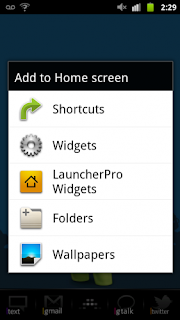 Android Home screen Tips For Personalization