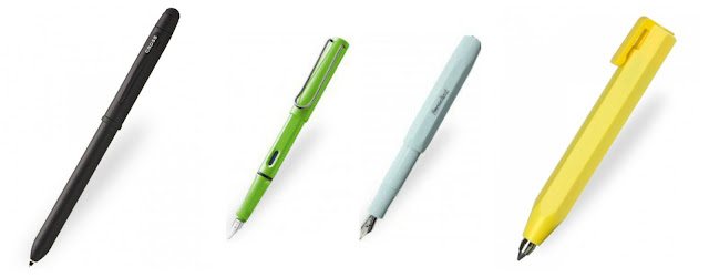 New Stationery For The New Term - back to school stationery picks from Pen Heaven