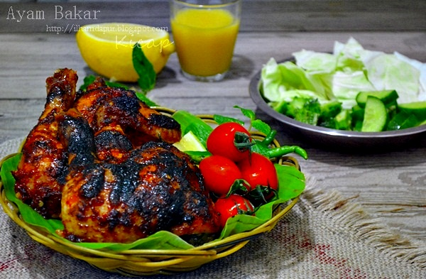 Ayam Bakar Kicap