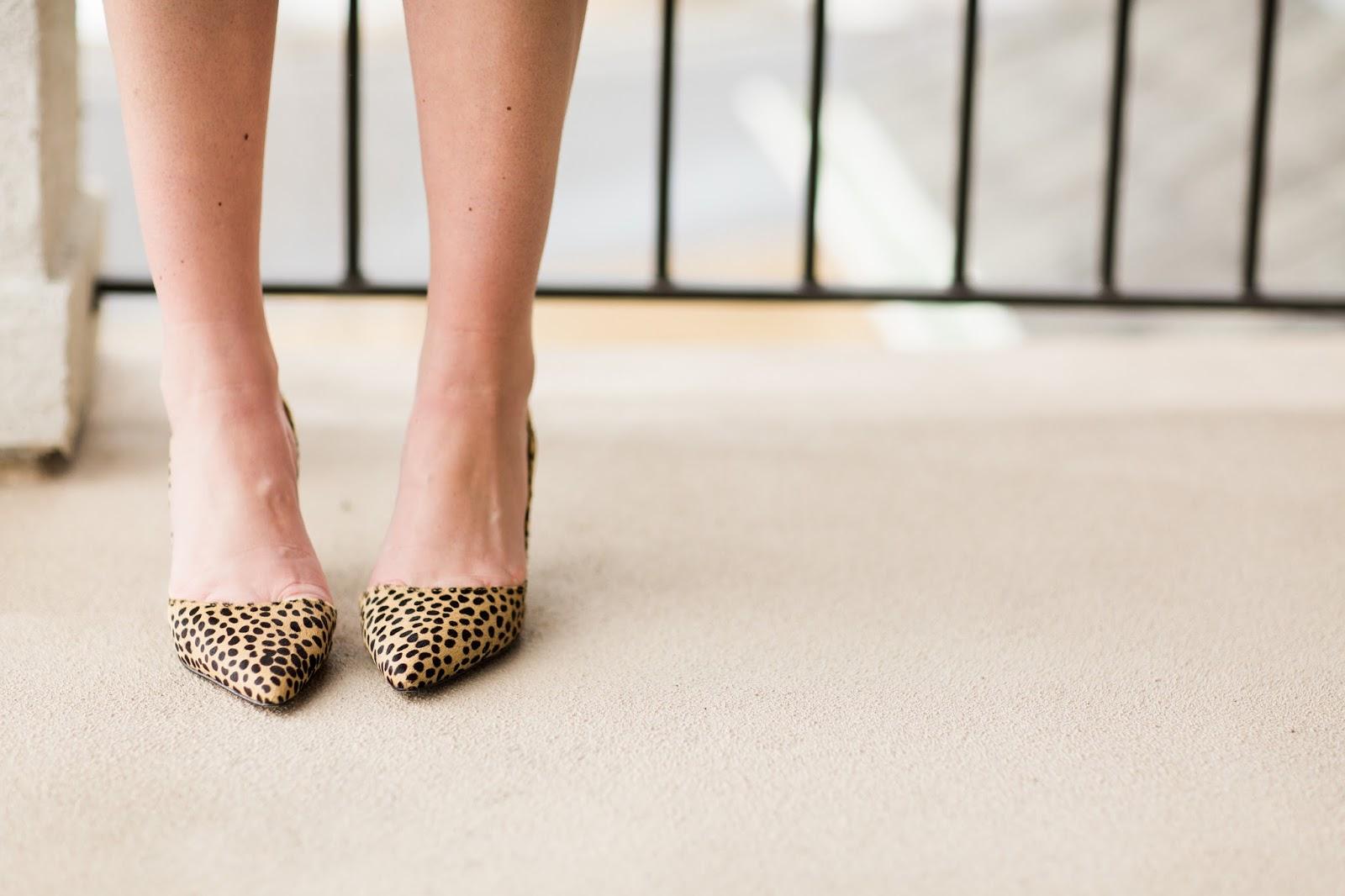 Sole Society, Cheetah Heels