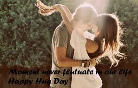 Download Free Hug Day Quotes 2016 for Friends