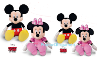 Logo Con Bimbostore e Huggies vinci 200 maxi peluche Minnie e Topolino