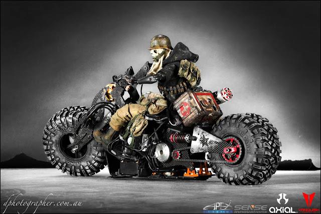 Apocalypse Biker by Dphotographer Danny Huynh