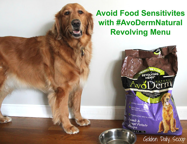 #AvoDermNatural Revolving Menu dog Food Trial #ad