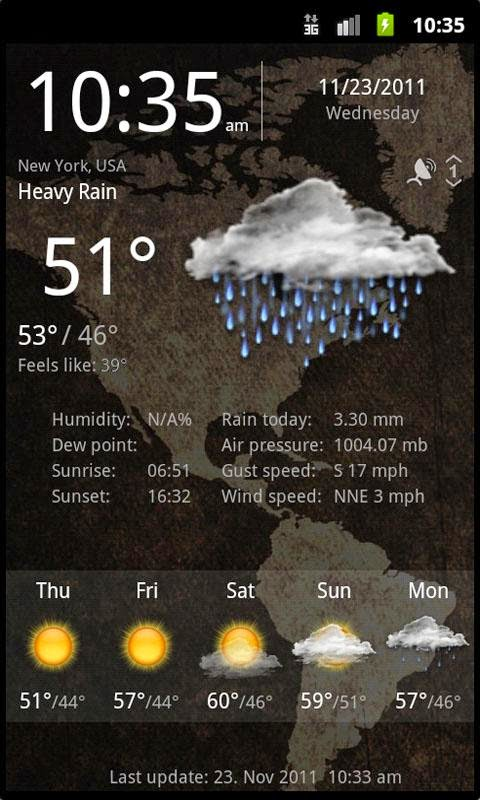 weather pro apk