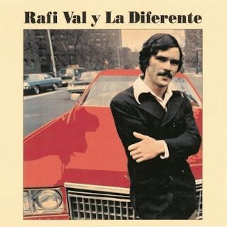 RAFI VAL Y LA DIFERENTE - FUERZA BRUTA (1974)