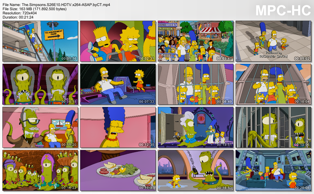 Watch series the simpsons season 25 episode 5 : Apparitional