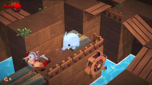 Yono and the Celestial Elephants PC Full Español