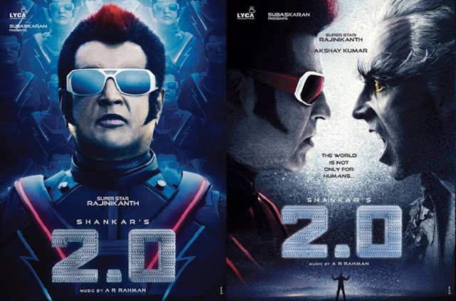 2.0 Telugu Rights Sold for 81 Cr