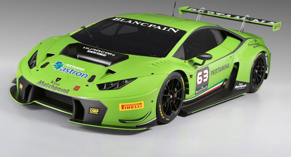 lamborghini could launch gte class huracan to race at le mans. Black Bedroom Furniture Sets. Home Design Ideas