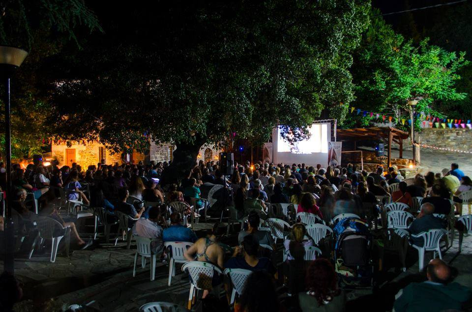 4ο Parthenώn Film Festival: Σινεμά στο πιο παραδοσιακό χωριό της Χαλκιδικής