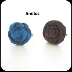 Anillos DIY
