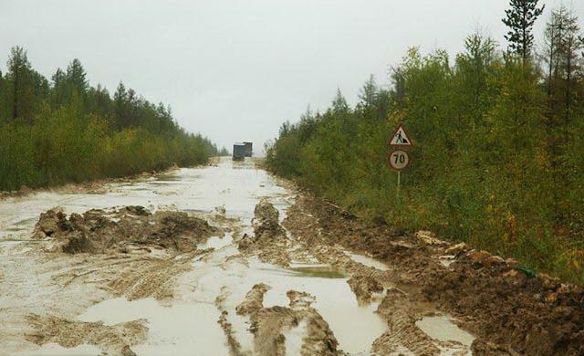 Rodovia do Inferno – Rússia