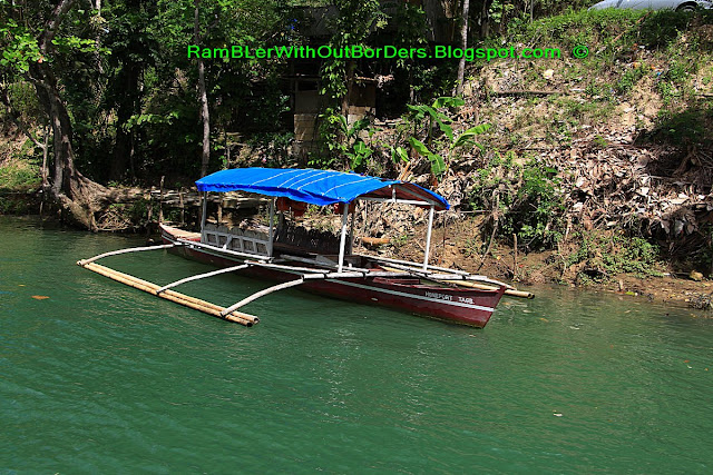 Double outrigger canoe, Philippines
